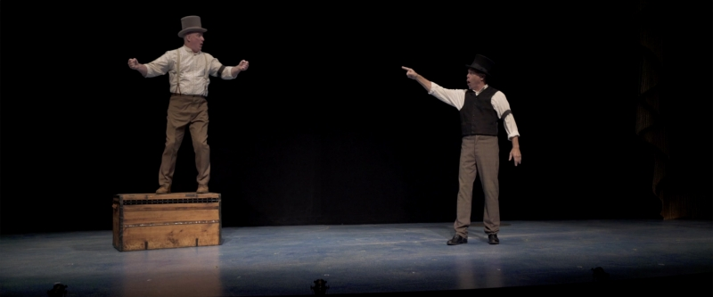 BWW Feature: Ford's Theatre Brings DC's Theatrical Rite of Spring ONE DESTINY Off the Stage and Into Your Homes