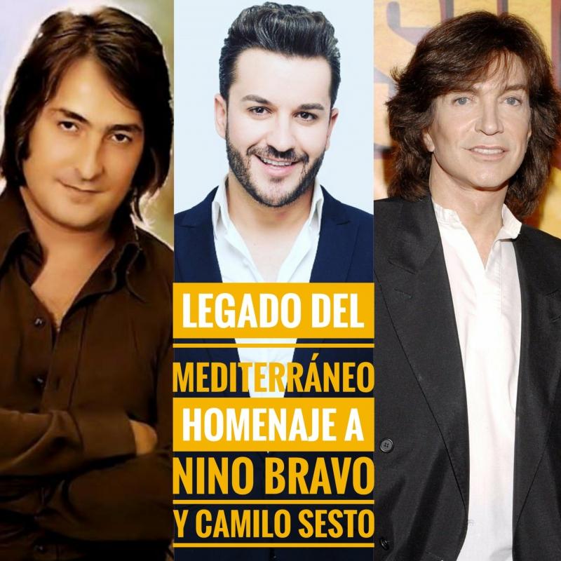 David Velardo estrena en directo LEGADO DEL MEDITERRÁNEO