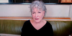 Bette Midler Talks About Her Johnny Carson Audition Video