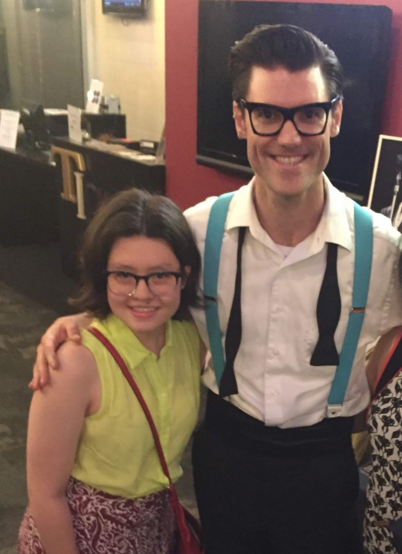 BWW Blog: Connecting with My Favorite Artists - Frosty's World #10