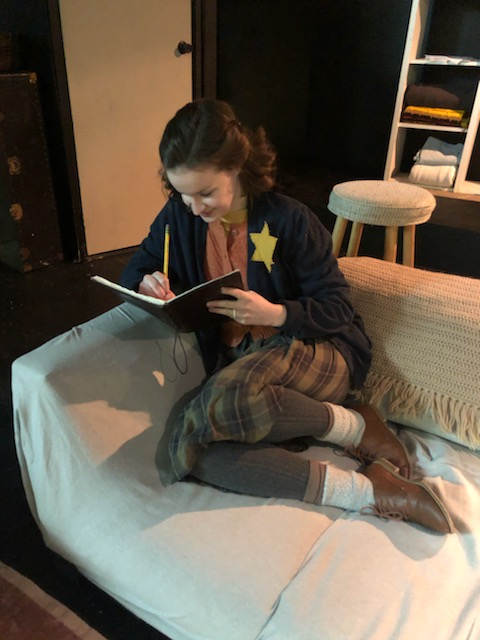 BWW Interview: Leah Turley and Rachel Sharp of THE DIARY OF ANNE FRANK at Alban Arts Center