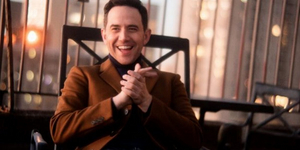 Santino Fontana Visits Backstage LIVE- Watch Now! Video