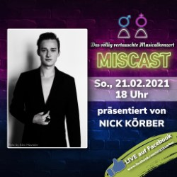 BWW Previews: NICK KÖRBERS MISCAST-THE ONLINE CONCERT at LIVINGROOM