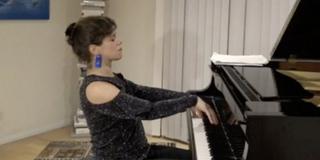 VIDEO: Six Feet Apart Concert Series Presents Pianist Inna Faliks Photo