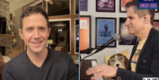 Exclusive: Santino Fontana Sings 'Love Is An Open Door' with a TOOTSIE Twist As Part of Th Photo