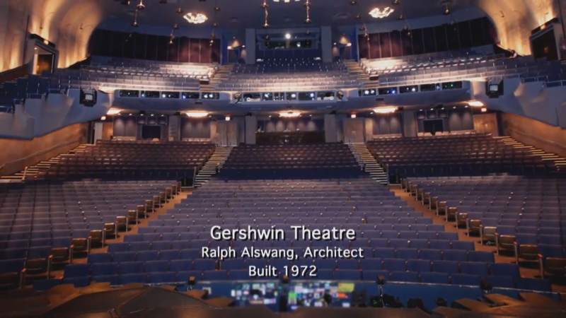 Theater Stories: WICKED, STARLIGHT EXPRESS, SWEENEY TODD, The Theater Hall of Fame & More About The Gershwin Theatre