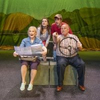 BWW Review: LEAVING IOWA at Des Moines Playhouse: Going on a Journey Back to Easier Times Photo
