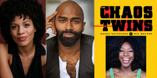 VIDEO: THE CHAOS TWINS are Joined by Vasthy Mompoint- Watch Now! Video