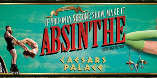 ABSINTHE to Return to Caesars Palace in March Photo