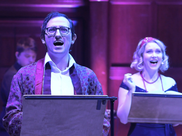 Photo Flash: First Look at the Cast of Streaming Concert Production of GATSBY A MUSICAL