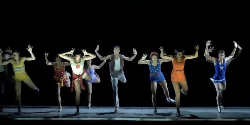 Celebrating Black History Month: SHUFFLE ALONG Shuffles to Broadway in 2016 Photo