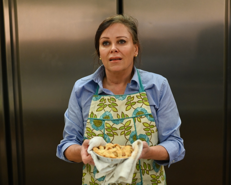 BWW Previews: Director John Fagan on Centre Stage's New Production of One Woman Show APPLES IN WINTER