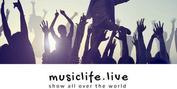 MUSICLIFE.LIVE DA UN'IDEA DI ASTRALMUSIC - Comunicato Stampa Photo