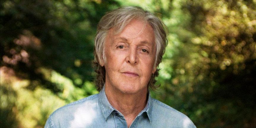 Paul McCartney Will Release 'PAUL MCCARTNEY: THE LYRICS: 1956 to the Present' Photo