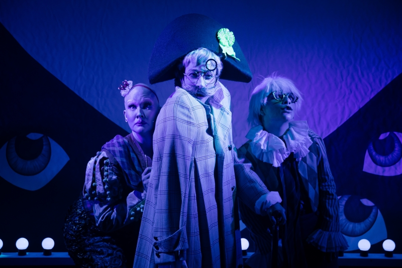 BWW REVIEW: Hayes Theatre Reopens With The Fabulously Absurd YOUNG FRANKENSTEIN.
