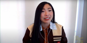Awkwafina Talks About Joining the Cast of THE LITTLE MERMAID Video