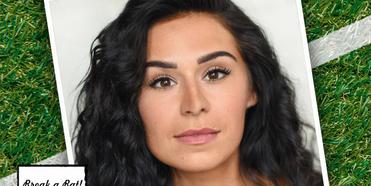 SIX Star Samantha Pauly Stops By BREAK A BAT Podcast Photo