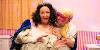 BWW Review: SHARON 'N' BARRY DO 'ROMEO & JULIET', Queen's Theatre, Hornchurch, Online Photo