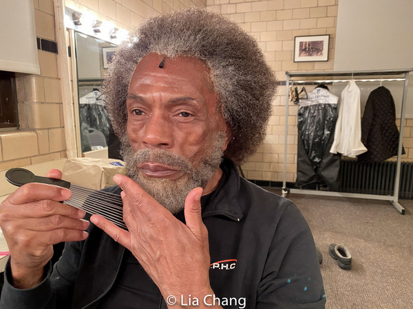 Photos/Video: Andre De Shields in FREDERICK DOUGLASS: MINE EYES HAVE SEEN THE GLORY at Flushing Town Hall