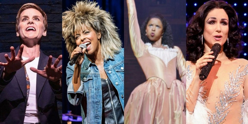 From Evita to Tina: Broadway Characters Based on Real Women in History Photo