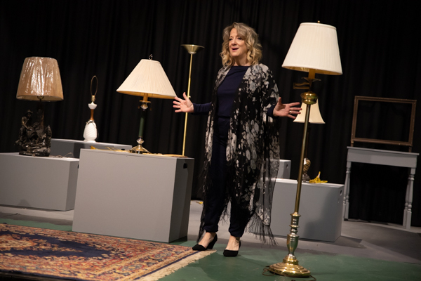 Photos: First Look at Hilliard Arts Council's TALKING WITH