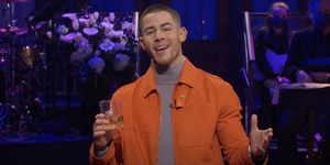 Nick Jonas Pays Tribute to Broadway With 'Drink With Me' From LES MISERABLES Video
