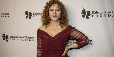 Video Roundup: Happy Birthday, Bernadette Peters! Check Out Some of our Favorite Highlight Photo