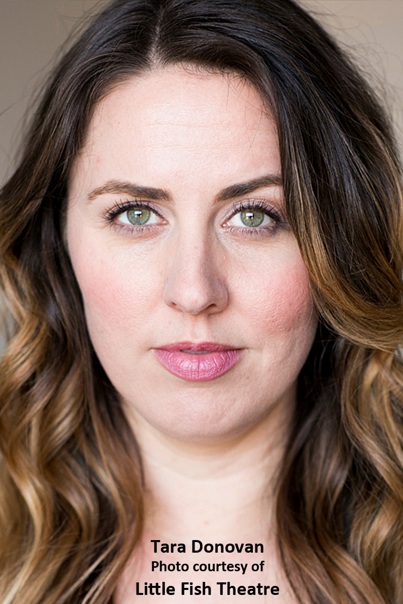 BWW Interview: Tara Donovan Elatedly Producing Her POV At Little Fish