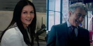 Alan Cumming & Catherine Zeta-Jones on PRODIGAL SON Video
