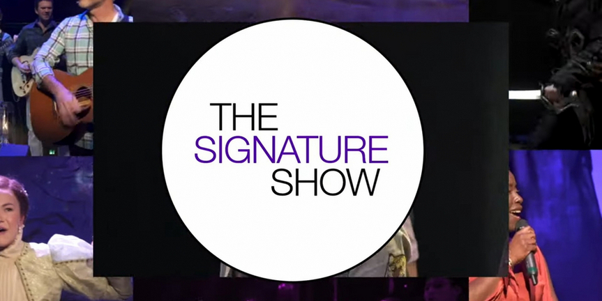 VIDEO: Signature Theatre Releases 10th Episode of THE SIGNATURE SHOW Photo