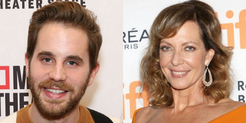 Ben Platt, Allison Janney in Talks to Join THE PEOPLE WE HATE AT THE WEDDING Photo