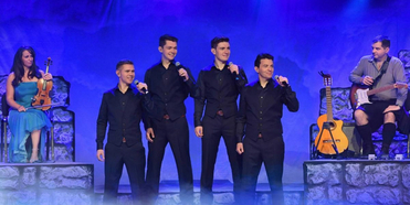 Green Hill Music Announces Collaboration with Irish Singing Sensations Celtic Thunder Photo