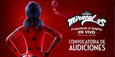 Proactiv convoca audiciones para MIRACULOUS Photo