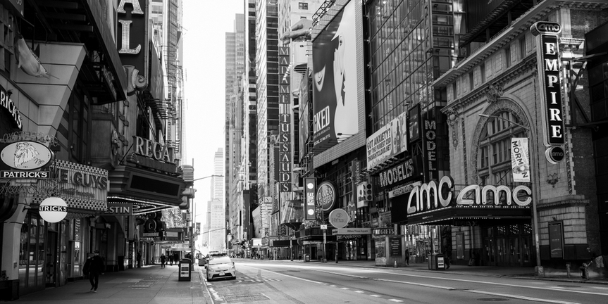 Select Broadway Theaters Will Re-Open in April as Part of NY PopsUp Photo