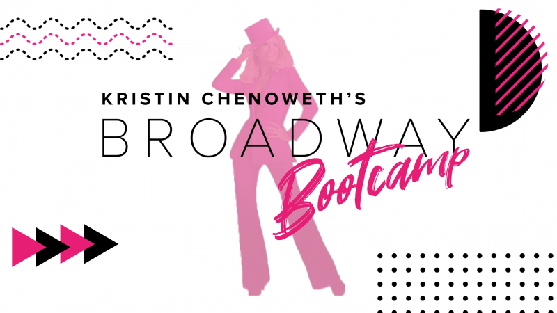 Exclusive: Kristin Chenoweth's BROADWAY BOOTCAMP Returns in Virtual Format This Year