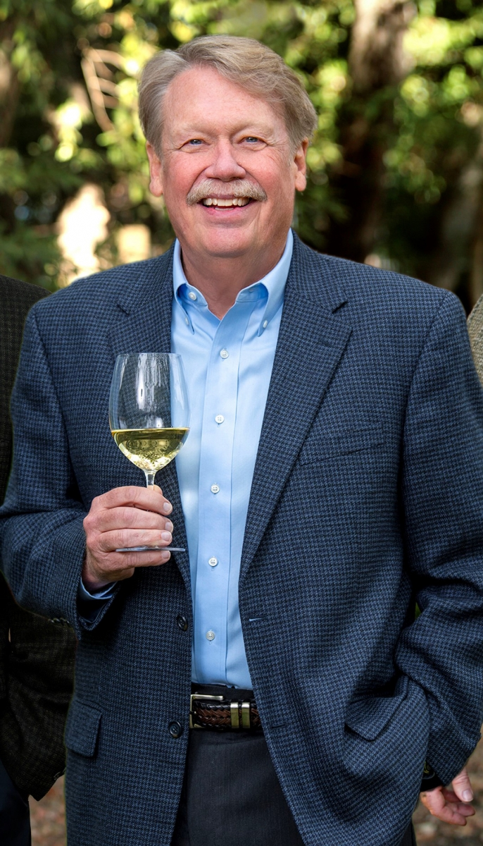 Wine Aficionados Stephen D. Kreps and Robert L. Pepi Chat with Broadwayworld