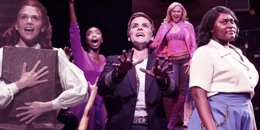 Broadway Jukebox: 100 Showtunes to Celebrate Women's History Month! Photo