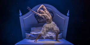 Photos & Video: Go Inside Matthew Bourne's SWAN LAKE Video