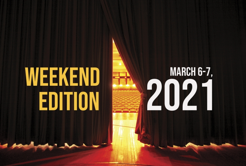 Virtual Theatre This Weekend: March 6-7- with Eva Noblezada, Jeremy Jordan and More!