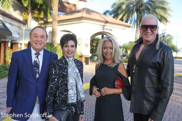 Allan Lazare, Arlene Lazare, Eda Sorokoff, Ron Abel Photo