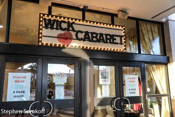 Photos: Nicolas King at Wick Cabaret
