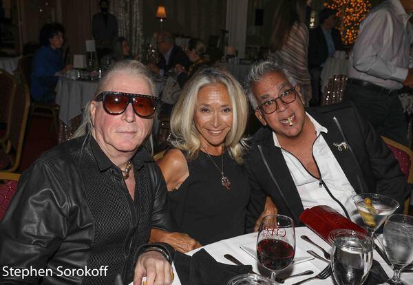 Ron Abel, Eda Sorokoff, Richard Jay-Alexander Photo