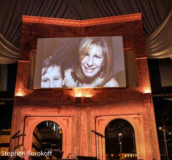 Nicolas King & Barbra Streisand Photo
