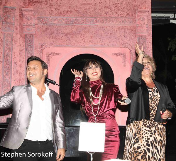 Nicolas King, Veronica Swift, Stephanie Nakasian Photo