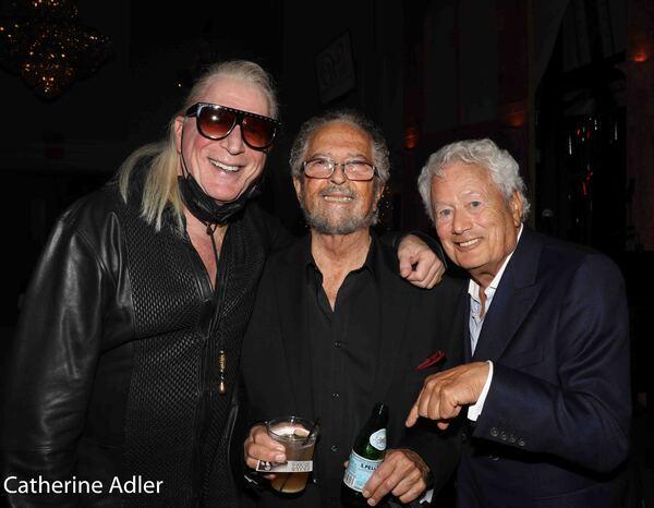 Ron Abel, Mike Renzi, Stephen Sorokoff Photo
