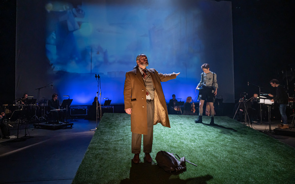 Photos: First Look at The Belfast Ensemble's World Premiere of THE MUSICIAN: A CHILDREN'S HORROR OPERA