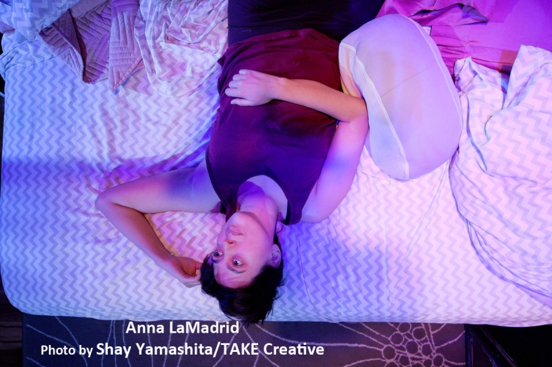 BWW Interview: THE COMPLEXing Anna LaMadrid Adapting Online Shows & Lessons With Ease