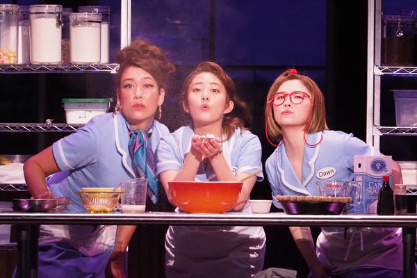 Photos/Video: Get A First Look At WAITRESS In Japan - Staged Remotely By The Original Creative Team