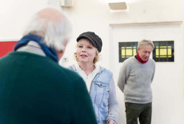Photos: First Look at A SPLINTER OF ICE in Rehearsal
