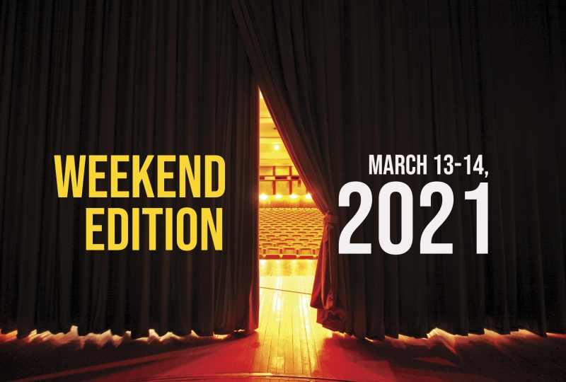 Virtual Theatre This Weekend: March 13-14- with Emily Skinner, Eric Jordan Young and More!